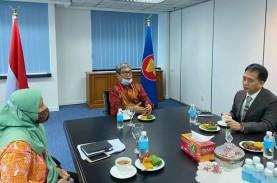 KJRI Kuching Bahas Kolaborasi Pariwisata dengan Sarawak