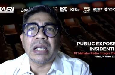Kurangi Ketergantungan Iklan, Mahaka Radio (MARI) Pacu Kontribusi Segmen B2C