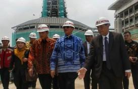 Pembangunan Kampus Untirta Gunakan Konstruksi Sarang Laba-Laba