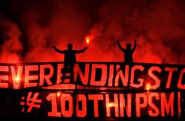 Piala Menpora 2021: PSM Optimis Meski Tergabung di Grup Neraka