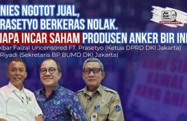 Tidak Setujui Jual Saham Bir, Ketua DPRD DKI Tantang Anies Pakai Hak Diskresi