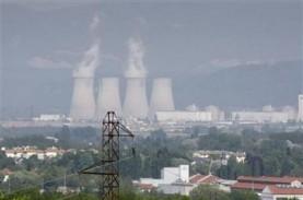 STRATEGI PENGEMBANGAN ENERGI : Potensi Nuklir Masih…