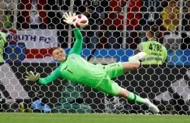 Jordan Pickford Absen Bela Inggris di 3 Pertandingan Pra-Piala Dunia