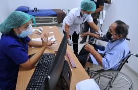 1.073 Lansia di Sultra Sudah Disuntik Vaksin Covid-19