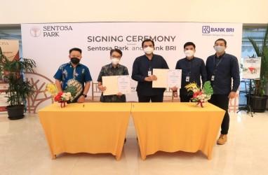 Pengembang Sentosa Park Gandeng Bank BRI Salurkan KPR