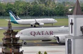 Berkah Nyepi, Jumlah Penumpang di Bandara Ngurah Rai Naik