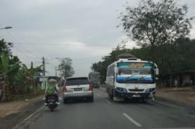 Pengemudi Bus Keluhkan Ketersediaan BBM Solar di Jalan…