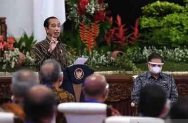 Resmikan Kongres HMI, Jokowi: Kabinet Indonesia - Maju Didominasi Kader HMI