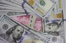 Kurs Jisdor Turun ke Rp14.459, Rupiah Paling Ambrol di Asia