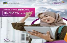 Sukuk Ritel SR014 Terjual hingga Rp16,74 Triliun