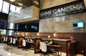 Turun 7 Persen, Saham Bank Ganesha (BGTG) Sentuh ARB