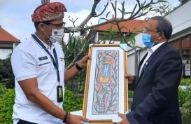 Indonesia dan India Bahas Rencana Pembukaan Wisata Bali