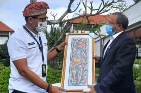 Indonesia dan India Bahas Rencana Pembukaan Wisata…