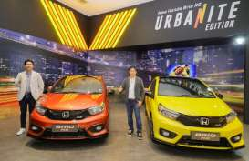 Honda Brio Kuasai Segmen City Car dan LCGC per Februari 2021