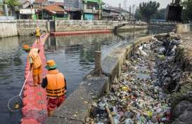 Kurangi Banjir Jakarta, Pemerintah Bangun Pompa Sentiong