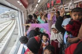 Jumlah Penumpang MRT Jakarta Capai Titik Tertinggi,…