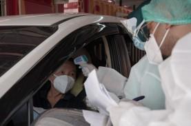 Layanan Drive Thru Vaksinasi Covid-19 Buka di Bogor