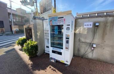 Di Jepang, Beli Alat PCR Covid-19 Bisa Lewat Vending Machine