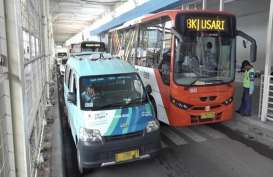 Transjakarta Targetkan Pengoperasian 30 Bus Listrik Saat HUT Jakarta ke-499 Juni 2021
