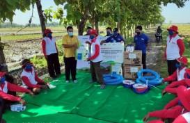 CSR Kampung Sehat 2021, Petrokimia Gresik Salurkan Rp1,4 Miliar