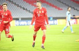 Hasil Babak I Liga Champions, Munchen & Chelsea Unggul 1–0