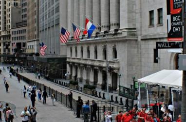 The Fed Pertahankan Suku Bunga Rendah, Wall Street Menguat