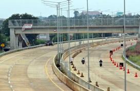 Pembangunan Dua Jalan Tol JORR Diyakini Selesai Akhir Bulan Ini