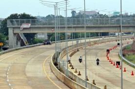 Pembangunan Dua Jalan Tol JORR Diyakini Selesai Akhir…