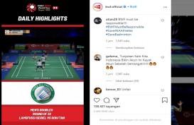 Tim Bulu Tangkis RI Dipaksa Mundur, Instagram BWF Diserbu Netizen Indo