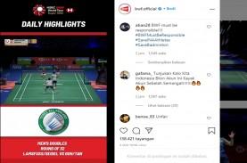 Tim Bulu Tangkis RI Dipaksa Mundur, Instagram BWF…