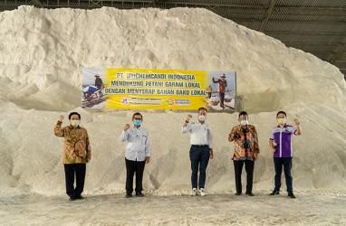 Impor Garam Naik, Kemenperin Beberkan Kebutuhan Industri