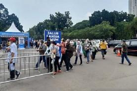Penanganan Covid-19, Hanya 1 Persen Warga Jakarta…