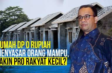 Anies Baswedan Irit Bicara Soal Syarat Terbaru DP 0 Rupiah, Kenapa Ya?