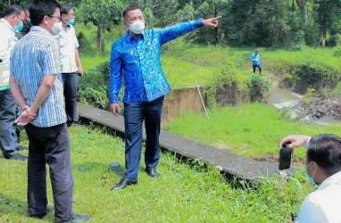 Atasi Banjir, Pemkab Karawang Usulkan Lahan PJT II Jadi Areal Serapan Air