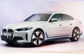 Mobil Listrik BMW i4 Resmi Diungkap, Siap Saingi Tesla?
