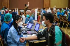 Vaksin Lansia Gratis Hadir di Tangsel, Ini Tempat…