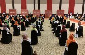 Persiapan Sekolah Tatap Muka, 500 Guru di Makassar Divaksin, Disaksikan Jokowi