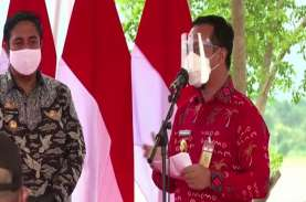 Terang-terangan ke Presiden, Plt Gubernur Sulsel Minta…