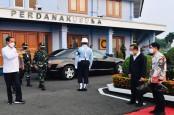 Kurangi Banjir Makassar, Kolam Regulasi Nipa-Nipa Diresmikan Presiden