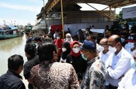 Menteri Trenggono Mendadak Temui Jaksa Agung