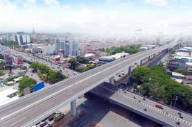 Tol Layang Pettarani Milik Nusantara Infrastructure…