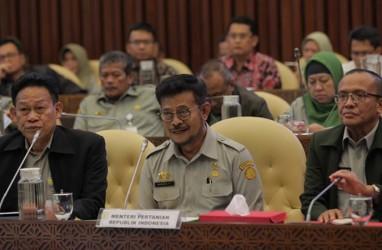 DPR Tanya Soal Impor Beras, Mentan: Saya Tak Ada Legal Standing