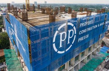 KINERJA EMITEN    : Grup PP Mencoba bangkit