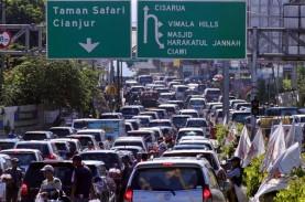Bupati Bogor Sebut Jalur Puncak II Turunkan Kemacetan…
