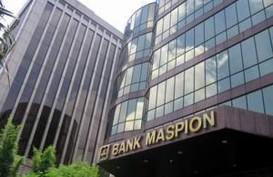 Suspensi Dibuka, Saham Bank Maspion (BMAS) Terjun 6,94 Persen
