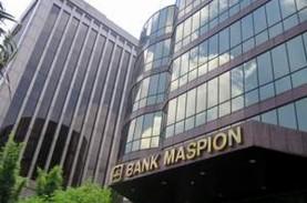 Suspensi Dibuka, Saham Bank Maspion (BMAS) Terjun…