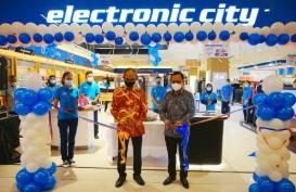Ekspansi, Electronic City (ECII) Buka Toko ke-61 di Mal Ciputra, Tangerang