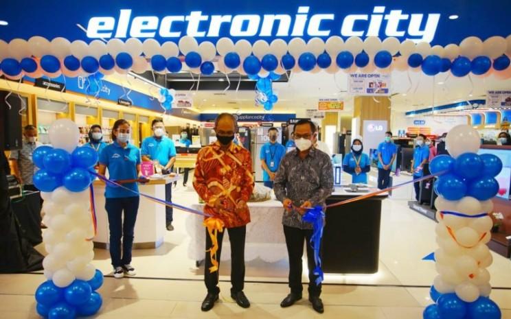 Pembukaan Gerai ke-61 Electronic City di Mal Ciputra Tangerang - Istimewa