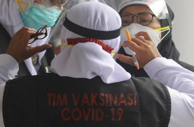 Vaksinasi Covid-19, Kabupaten Tangerang Prioritaskan Daerah Rawan