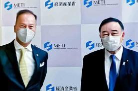 Menteri Jepang-Menperin Perkuat Kerja Sama Manufaktur